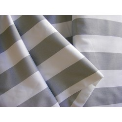 Heavy weight fabric - stripes - 100% cotton