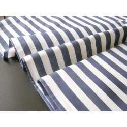 navy&white stripes 15mm/15mm