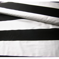black&white stripes 95mm/105mm