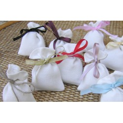 Small Gift bags - light beige 8/11cm