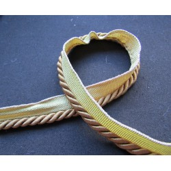 Upholstery piping cord 6mm  - antique brass