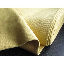 Heavy weight fabric - honey - 100% cotton