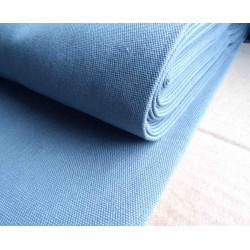 Heavy weight fabric - steel  grey - 100% cotton