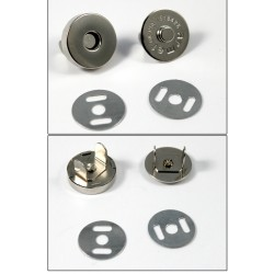metal magnetic clasp - 19mm