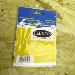 Nylon Repair Patch - self-adhesive - 28yellow