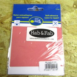 Nylon Repair Patch - self-adhesive - 217 pink