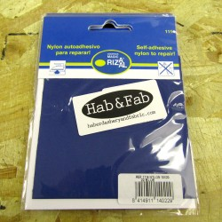 Nylon Repair Patch - self-adhesive - 22blue