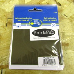 Nylon Repair Patch - self-adhesive - 17khaki
