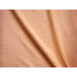 Flexible Terry Toweling Fabric - orange