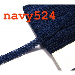 Gimp trim 15mm - Navy 524
