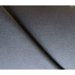 Heavy weight drill fabric  - solid black