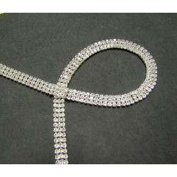 Rhinestones chain -3mm