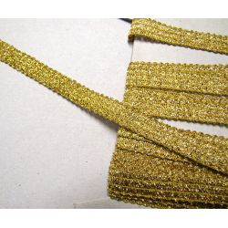Gold brocade  trim 16 mm