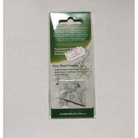 Bead Embroidery tool needle refill