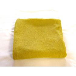 Flexible Terry Toweling Fabric - curry