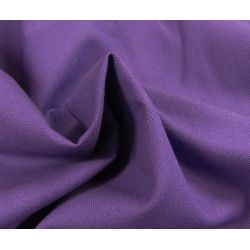cotton panama fabric - purple - 100% cotton
