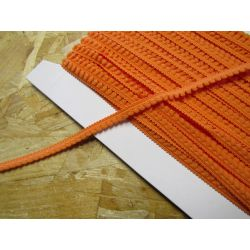 fine pom pom trim - orange202