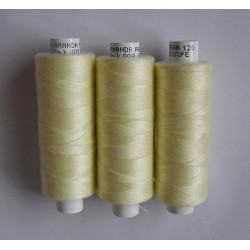 Sewing Machine Thread 500meters - banana yellow