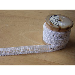 Lace ribbon - narrow edging