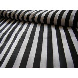 black&white stripes 15mm/15mm