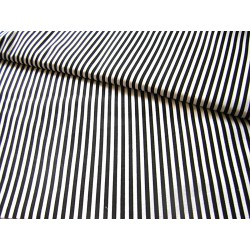 black&white stripes 5mm/5mm