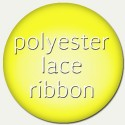 polyester lace ribbon