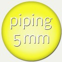 piping -5mm