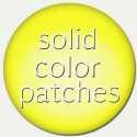 solid color patches