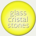Glass Crystal stones